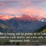Longing for Heaven
