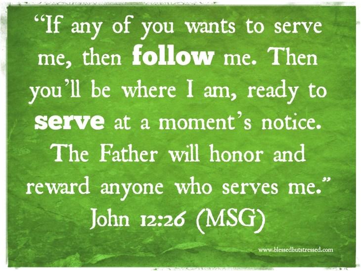 John 12:26