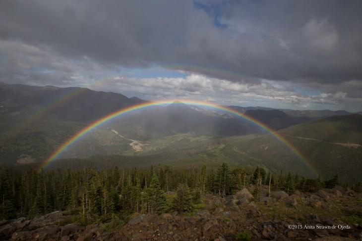 Rainbow Curbe RMNP