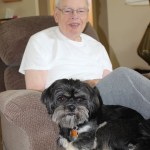 The Caregiver with Four Legs: a therapy dog story