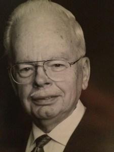 Frederick R Bennett, my dad