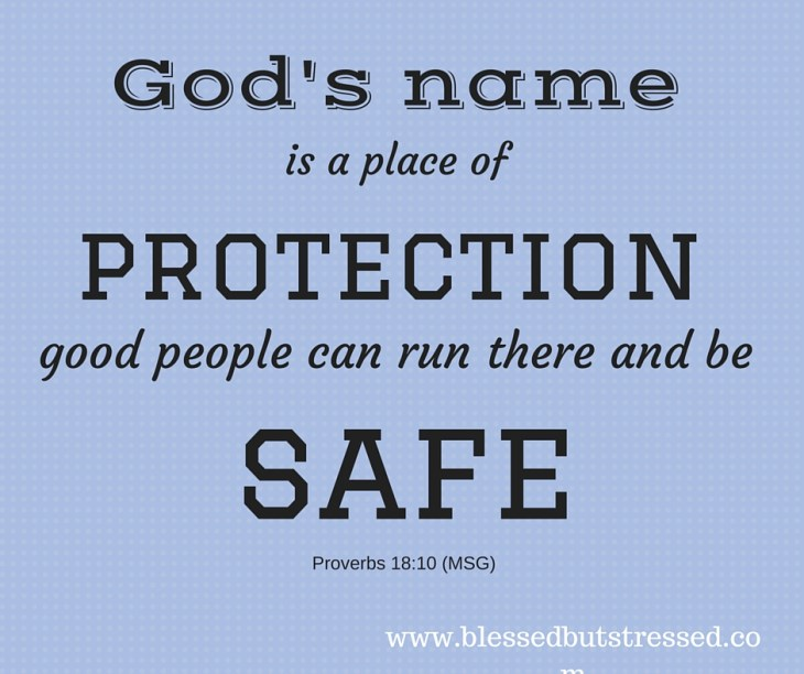 A Place of Protection