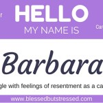 Battling Resentment in Caregiving