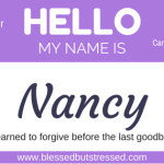 Forgiveness and Caregiving Create Amazing Changes