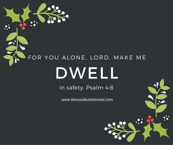 Psalm 4:8