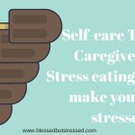 Out-of-focus Caregiving Can Harm Your Health