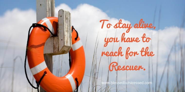 reach for the rescue
