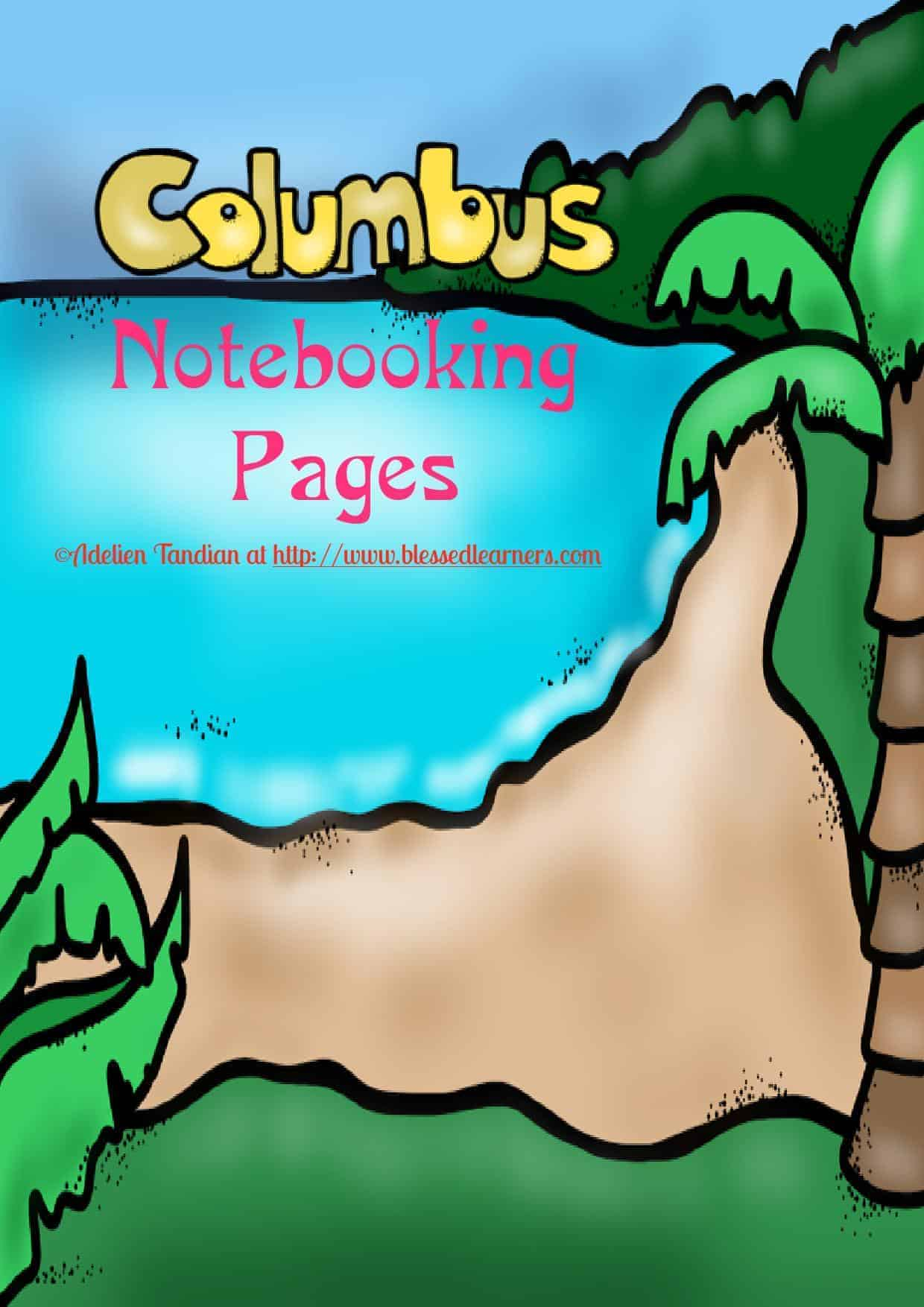 Free Christopher Columbus Units And Resources