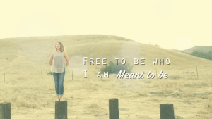 《 I've Been Set Free》 Latest MV