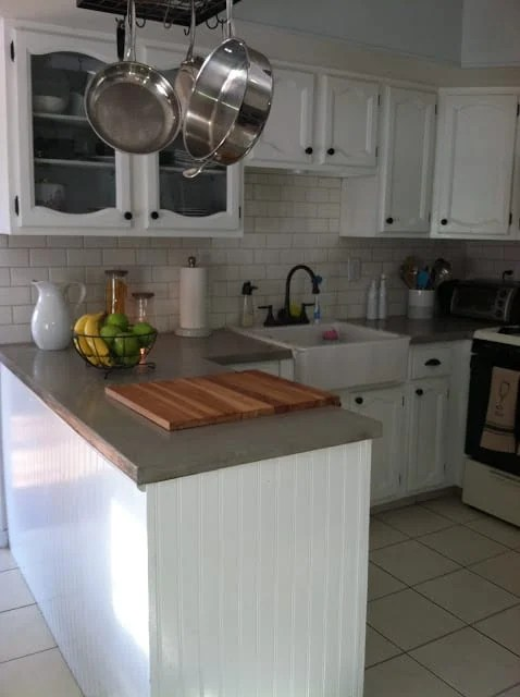 Ardex Feather Finish countertops