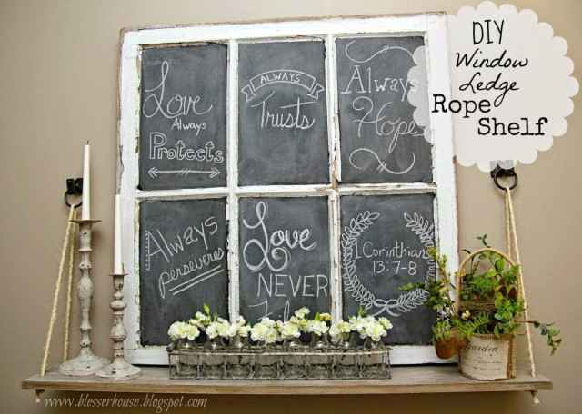 Bless'er House - 8 Ways to Make the Most of Having No Money for Home Decor