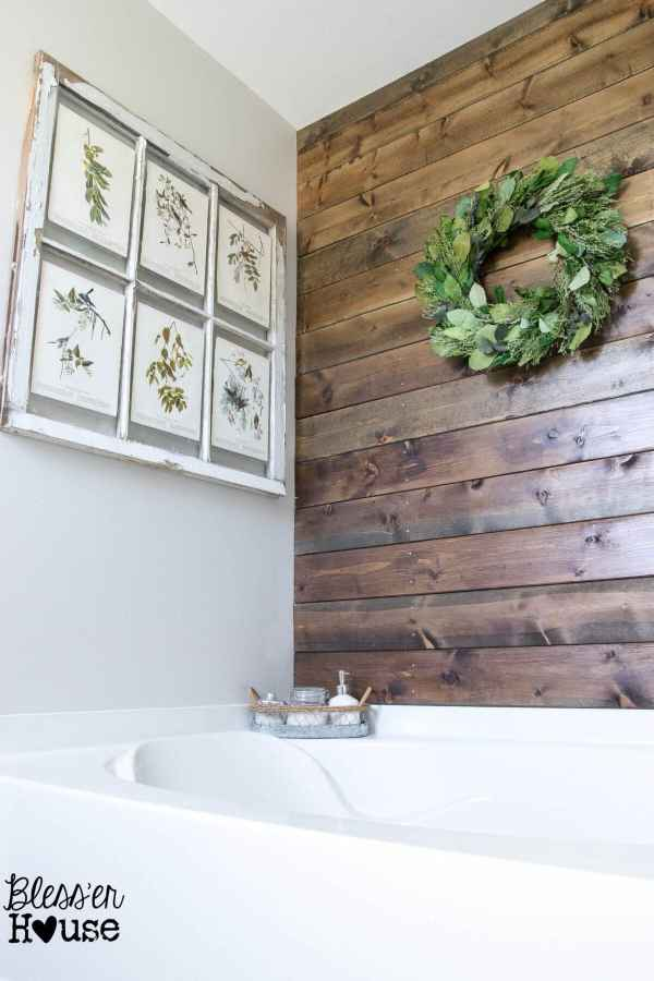 7 Ingredients to Create a Cozy Space | www.blesserhouse.com | plank wall