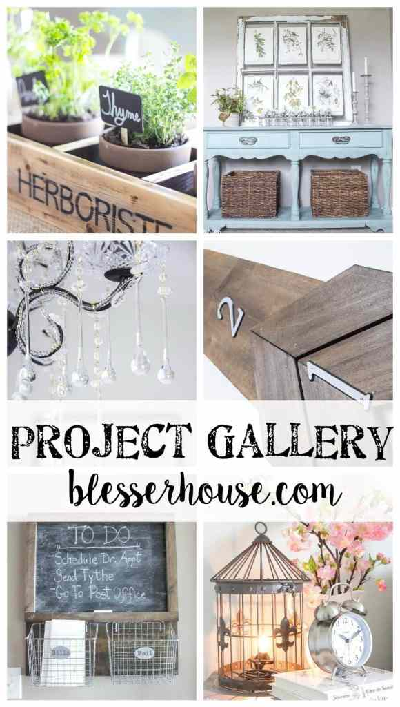 Project Gallery Blesser House