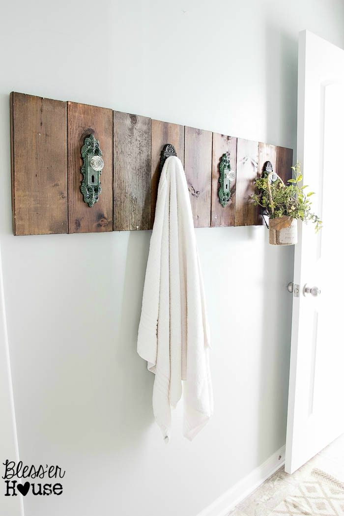 Driftwood Wall Art Nautical