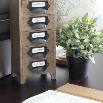 Industrial Office Supply Organizer