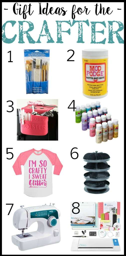 Gift Ideas for the Crafter   Christmas Wish List Gift Guide   blesserhouse.com