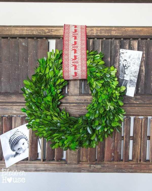 Christmas Home Tour 2015 Part 2 | blesserhouse.com