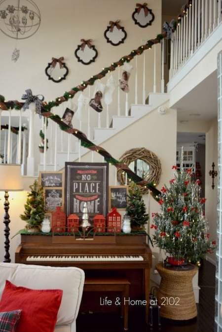 12 Days of Christmas Tour of Homes Recap | blesserhouse.com