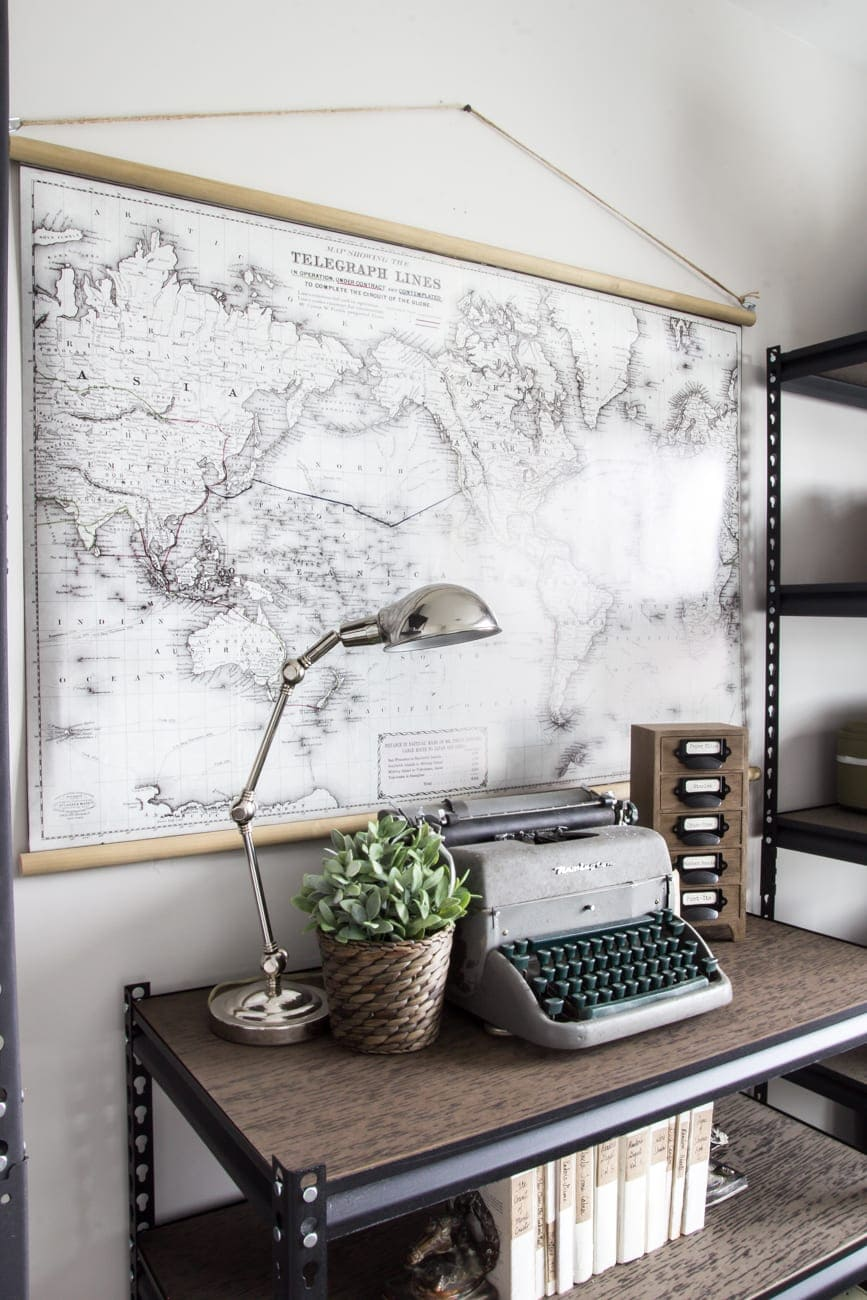 Office Progress - Industrial Shelving | blesserhouse.com