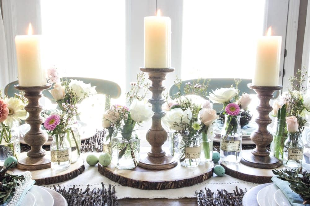 Easter Brunch Tablescape | blesserhouse.com @worldmarket #sponsored #WorldMarketTribe