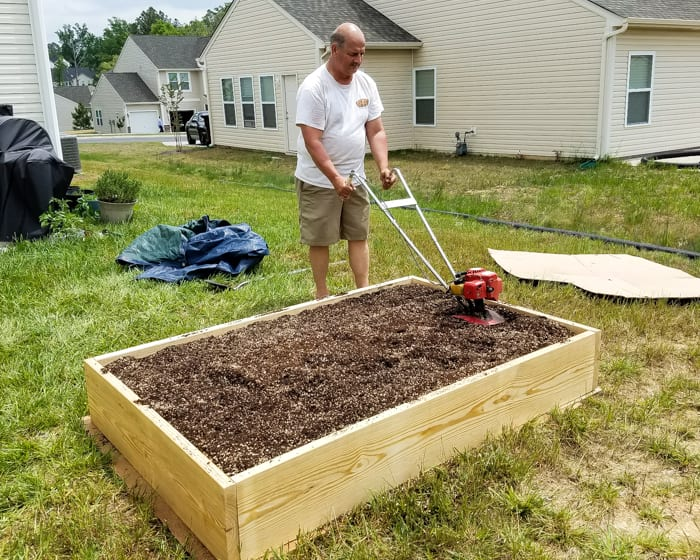 How to Plant a Thriving Vegetable Garden   blesserhouse.com - The tricks and secrets to growing a gorgeous vegetable garden even with a black thumb.