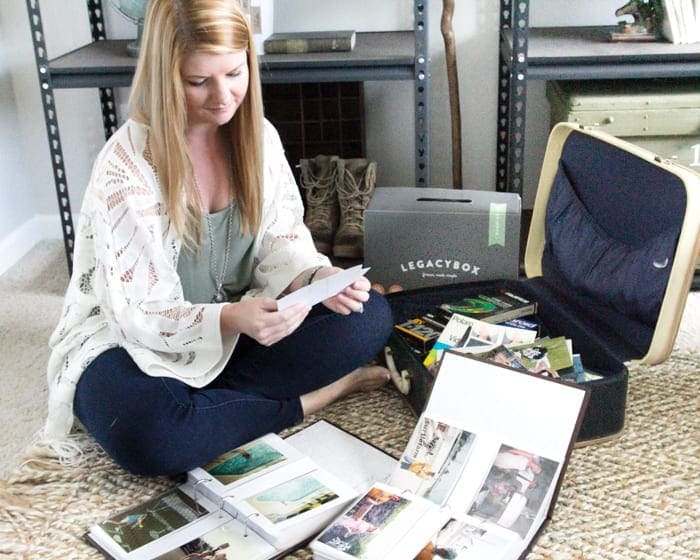 How to Digitally Preserve Photos and Videos | blesserhouse.com - The easiest way to clean out old memories, photos, VHS, cassette tapes, reels, and transfer them digitally. #sponsored