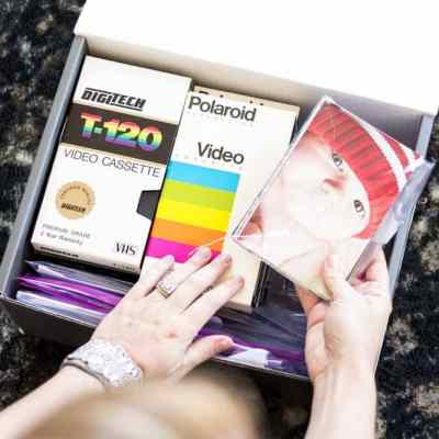 How to Digitally Preserve Photos and Videos