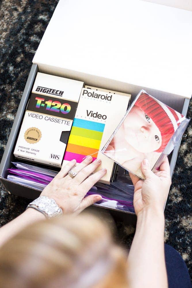 how to preserve family photos and home videos