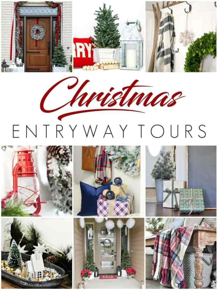 CHRISTMAS ENTRYWAY TOURS