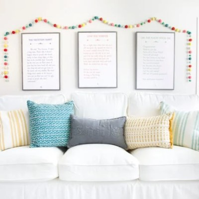 DIY Storybook Art