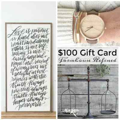 Holiday Gift Guide 2016 + a Giveaway