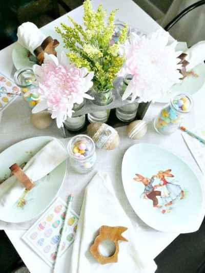 Easter Kids Table DDD