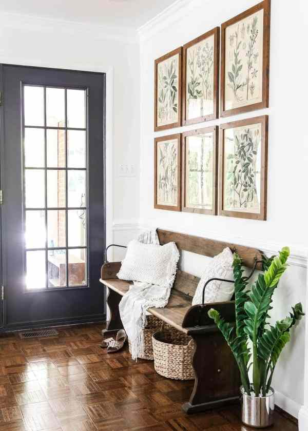 Why I Refuse To Put Farmhouse Decor In My Home | blesserhouse.com - Why following the farmhouse decor trend could diminish your home, why following a trend isn't always the best answer, and why decorating is always worth it.