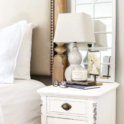 20 Nightstands and End Tables for Tight Spaces
