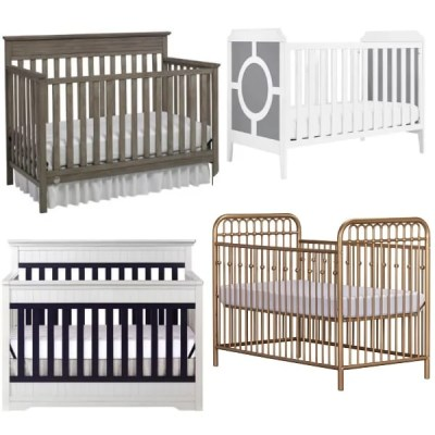 20 Cribs for a Small Budget