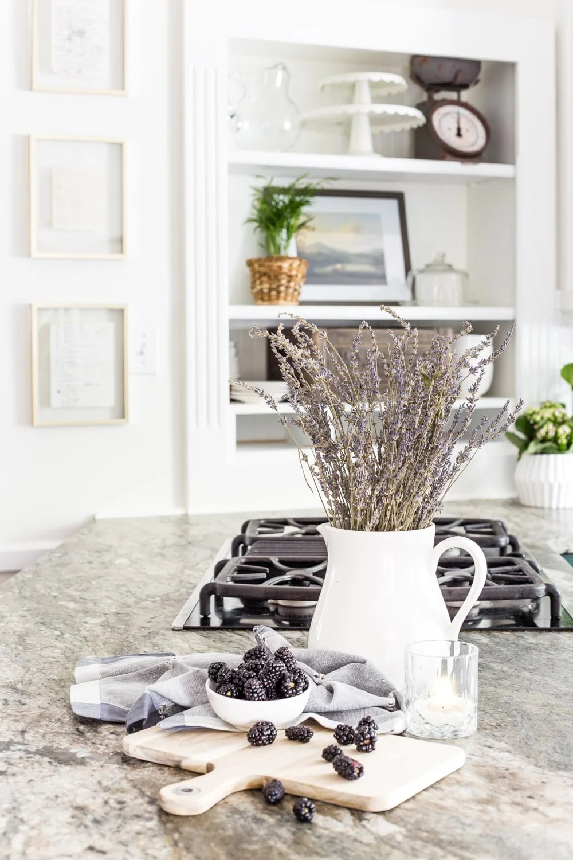 budget kitchen refresh reveal