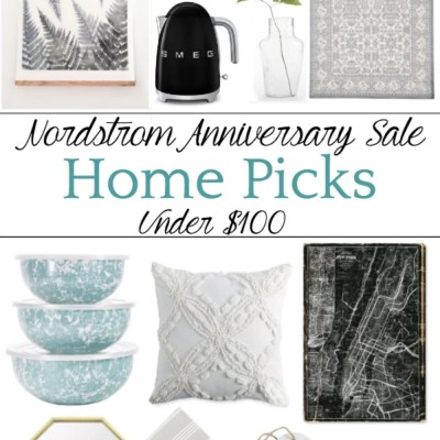 Nordstrom Anniversary Sale Home Picks Under $100