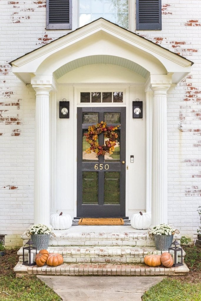 Porch Front Ideas Decorating