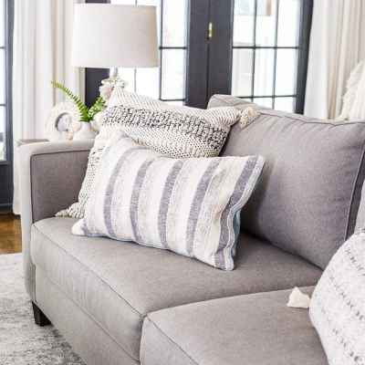 Our New Kid-Friendly Sofa & Giveaway