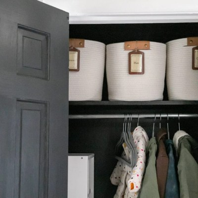 9 Tips for Organizing a Functional Coat Closet