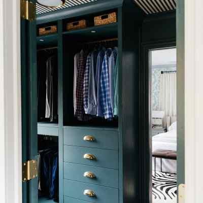 20 Inspiring IKEA Pax Closet Makeovers