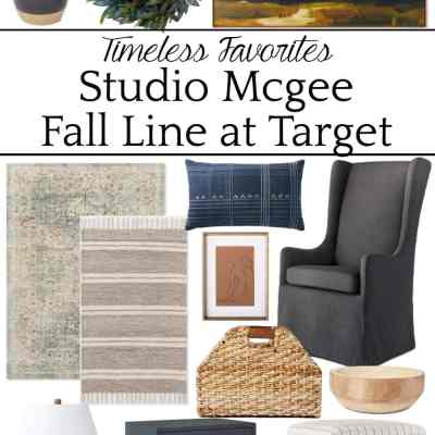 Timeless Favorites from Studio McGee's New Fall Line 2020