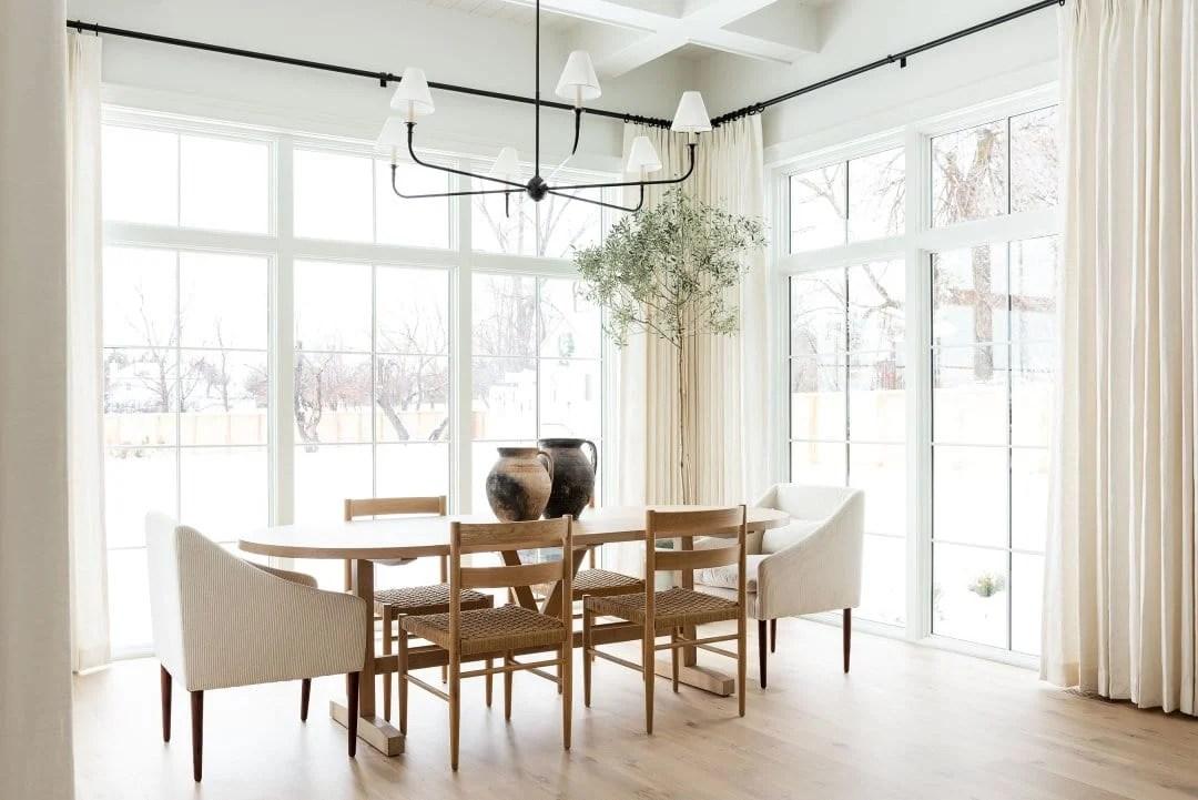 Studio McGee Dining Room