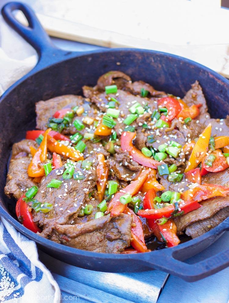 Easy and Quick Gluten-Free Bulgogi (Korean BBQ Beef) Tacos