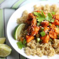 Sirracha Lime Chicken