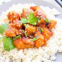 Sriracha Lime Chicken