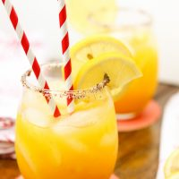 Chili Mango Lemonade