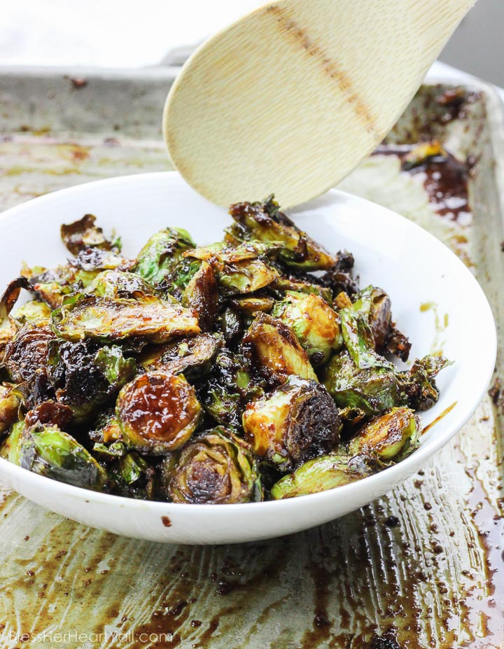 Walnut Bacon Brussel Sprouts (4 of 5)
