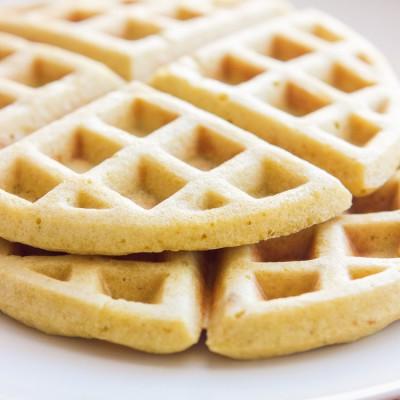 Gluten-Free Brown Sugar Waffles