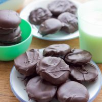 Gluten-Free Thin Mint Cookies